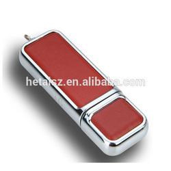 New design of usb flash drive & leather usb flash drive