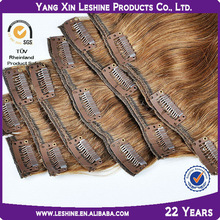 new beauty 160g wholesale virgin remy best clip in hair extension uk