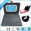 Fashionable leather keyboard case 8 inch tablet OEM & free logo