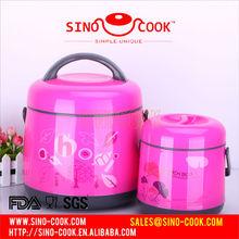 Plastic Stainless Steel Bain Marie Food Warmer