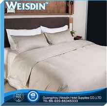 purple china wholesale 100% cotton silky feel luxury jacquard bedding set