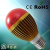 High power 3 years warrantys fashion product light bulb shape usb flash drive
