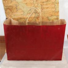 Premium cheap laminated photo printed shopping bag
