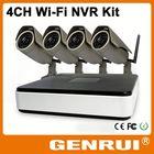 HD 720P WiFi Outdoor Bullet Camera,PNP h.264dvr kit