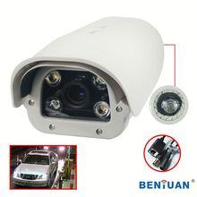 tactical pen wifi camera 2.0 MegaPixel license plate recognition(LPR) waterproof IP Camera for motor way