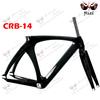 HOT SALE!700C track bike frame BSA carbon road bike frame