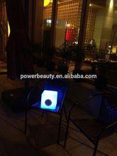 New innovation hamburger bluetooth led speaker for iPhone