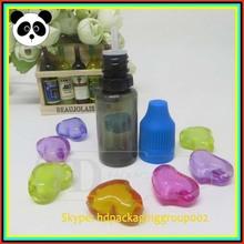 10ml black plastic dropper bottle original joyelife ecig bottle chemical industry