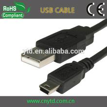 Mini USB Cable usb midi cable