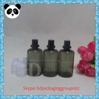 screen printing e-liquids/e-tobacco oil/e-juice bottle ego-ce4 e cigarette dropper bottle plastic lid china