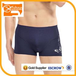 Design original collection natural fit men boxer underwear