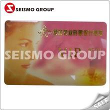 plastic membership card printing plastic vip calling cards