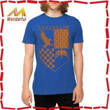 Cheap high quality mens polyester spandex t-shirts/high end blank t shirts