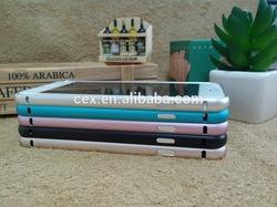 For iPhone 6 Luxury Ultra Thin Slim Preminum Aluminium Metal Bumper Shell Case