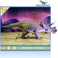 parque de atracciones animatronic juegos de dinosaurios