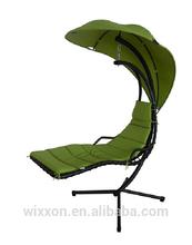2014 New Design Patio Steel Art Hanging Indoor Helicopter Swinging Chair