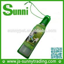 novo design dobrável pet portable viajando bebedor animal de estimação para uma boa venda