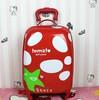 Abs kids suitcase /animal kids trolley school bag/ kids luggage