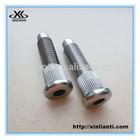 Custom Gr5 titanium fastener for car