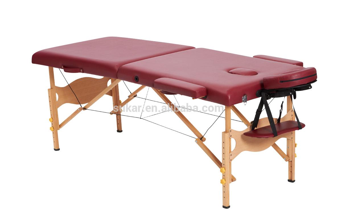 Portatile lettino da massaggio nero w custodia spa tatuaggio facciale reiki letto tavolo - Letto da massaggio ...