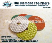 Hot Sale diamond dry hand polishing pads