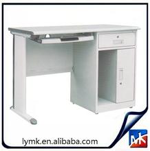 MK L shaped melamine executive desk metal office desk
