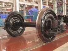 Tsi roda Set para Y25 Bogie conjuntos de rodas roda pares para Bogie