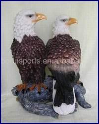 Resin Home Decoration Eagle Sculpture