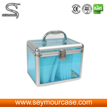 Transparent CD/ DVD Storage Case Stylish CD Case