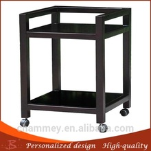 2014 cheapest fashion wood leisure massage salon cart