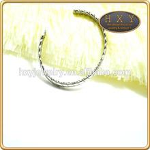 handmade crochet couple bracelet beads high quality fake gold jewelry bangle