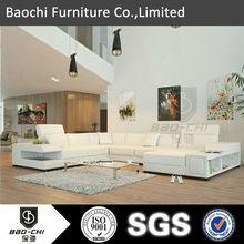 Baochi modern sofa set design lounge,natuzzi leather furniture,king size sofa beds C1120