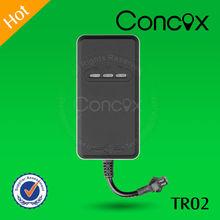 Mini GPS car tracker Concox TR02 lightweight, and easy to installireless network