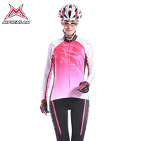 2014 MYSENLAN women cycling jersey set long sleeve