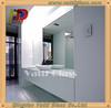 1.8mm-5mm Aluminum MIRROR GLASS, silver MIRROR GLASS bathroom mirror