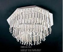 Led plafonnier de montage, Place led plafonnier, Led de lumière de plafond suspendu OM946-65