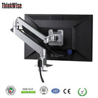 monitor for computer folding holder bracket mount table clamp lcd monitor stand flexible swing support