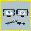 2pc halogéneo luzes de condução, carros, caminhões e vans de luzes