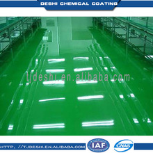 High Quality Cheap epoxy industrial workshop floor paint