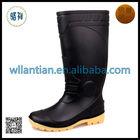 Men Working farm boots pvc boots