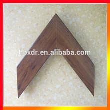 Anodized supermarket costom aluminium printed wood photo frame