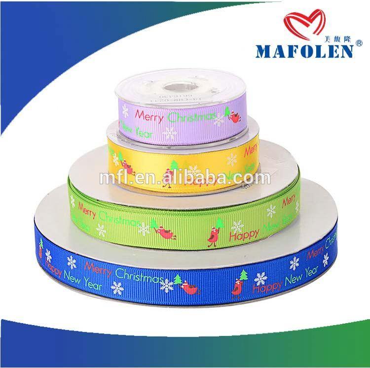 Tape High Bias Print Bias Tape Stretch