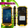 Waterproof Floating Mobile Phone IP68 Smartphone Discovery V6 Dual Core 5inch Android 4.2 Dual Camera