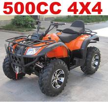 Orange 500CC 4 Wheels wholesale atv china