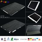 Original simple leather case for ipad air 2 smart