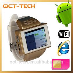 Trendy Smart watch bluetooth,Large screen WIFI smart watch colorful