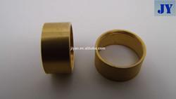 Cnc precisiom brass bush/brass stud with competitive price