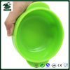 Wholesale high grade silicone rubber bowl cover / silicone collapsible bowl for camping