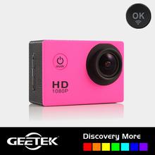 SD28W Latest H.264 full hd 1080p 60m waterproof wifi action shot camera