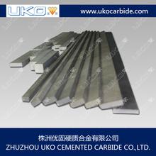 China alibaba express tungsten carbide strip/ tungsten carbide square shape blanks